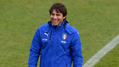 Conte brings experience, motivation as Italy's coach