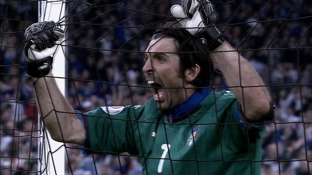 Buffon eyes Euro prize