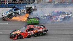 NASCAR: Talladega weekend recap