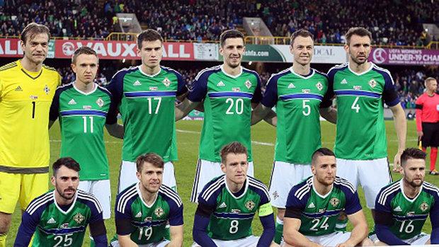 Northern Ireland preparing to make EURO debut