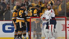 NHL: Capitals 2, Penguins 3