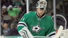 Button on Stars goalies: ''You have to know what you have''