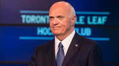 Lamoriello reflects on a wild weekend