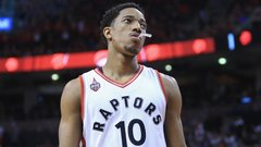 Where should DeRozan play next season?