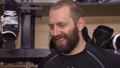 Fehr on Pens mood: ''Business as usual''