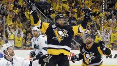 Stanley Cup: Sharks 2, Penguins 3