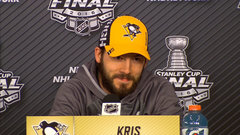 Letang says he's healthy, ready for Game 1