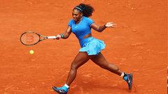 Don't call Serena slow