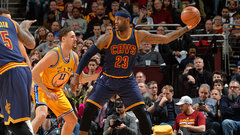 Warriors the impetus to Cavs' changes