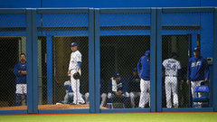Phillips discusses Blue Jays' bullpen issues