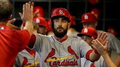 MLB: Cardinals 10, Brewers 3
