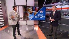 Carlesimo: Thunder best spot for Durant