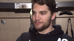 Sheary had ''butterflies'' in first Cup experience