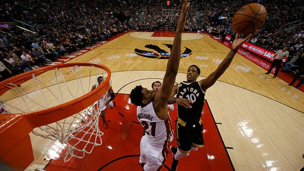 Court Squeaks: Three keys to Raptors/Heat Game 1