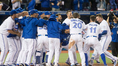 MLB: Rangers 1, Blue Jays 3 (10)