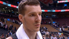 Dragic on Wade: He was phenomenal