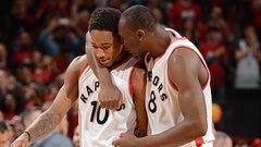 Game 1's an Achilles' heel for Raptors