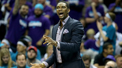 Skolnick: Bosh won't play this series
