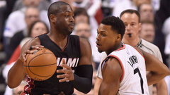 Heat take control after Lowry's heroics