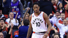 Will DeRozan get back to his regular season ways?