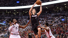Peterson: Dragic and Wade the difference in Game 1