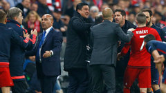 Will Atletico coach Simeone be banned?