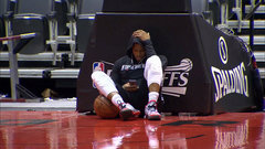 Court Squeaks: Slumping Lowry puts in extra work