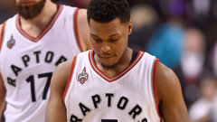 Lowry searching for lost shooting touch