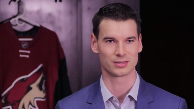 Chayka set to make history as youngest NHL general manager ever