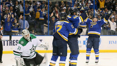 NHL: Stars 1, Blues 6