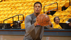 Lowry's late-night shooting session not a rare occurence