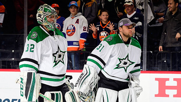 Dissecting the Stars' goalie situation