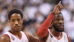 NBA: Heat 92, Raptors 96 (OT)