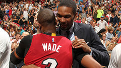 Bosh still a very big part of the Heat