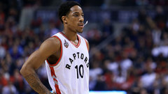 DeRozan getting used to 0-1 series deficits