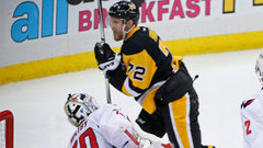 Crosby's determination leads to Hornqvist's winner