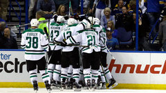 NHL: Stars 3, Blues 2 (OT)
