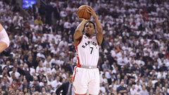 How can Lowry overcome shooting slump?