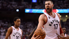 Court Squeaks: Valanciunas saves Raptors