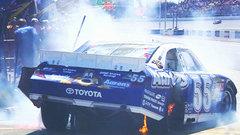 Toyota Race day rewind - Michigan