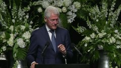 Bill Clinton: Ali never wasted a day