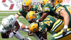 How will the Eskimos defence respond without Jones?