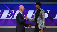Walton: ''I was thrilled to see that Ingram was our guy''