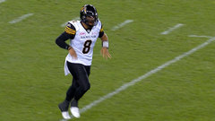 CFL In-Game: Banks answers right back for Ticats