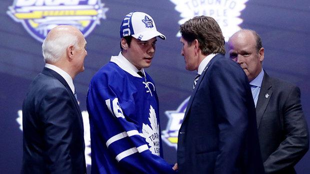 Leafs get their guy, Oilers get surprised