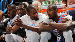 Did OKC deal Ibaka to entice Durant into staying?
