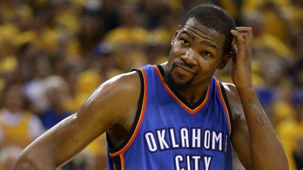 Durant set to meet with Warriors, Spurs, Thunder