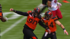 CFL Must See: Lions goal line stand