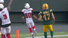 CFL In-Game: Harris hooks up with Williams again