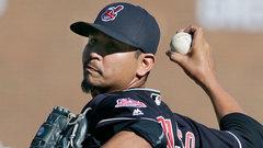MLB: Indians 6, Tigers 0